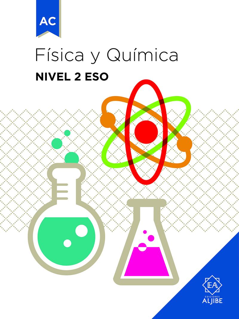 Física y Química  Nivel 2 ESO: portada