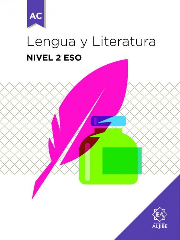 Lengua y Literatura Nivel 2 ESO: portada