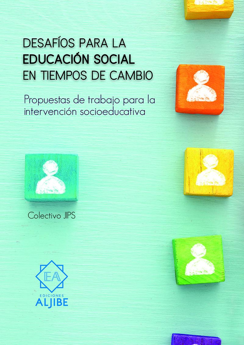 Desafíos para la Educación Social en tiempos de cambio: portada