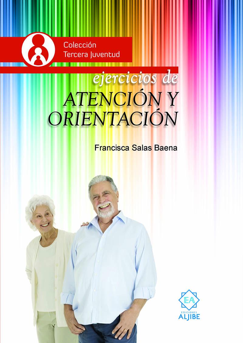 Ejercicios de Atención y Orientación: portada