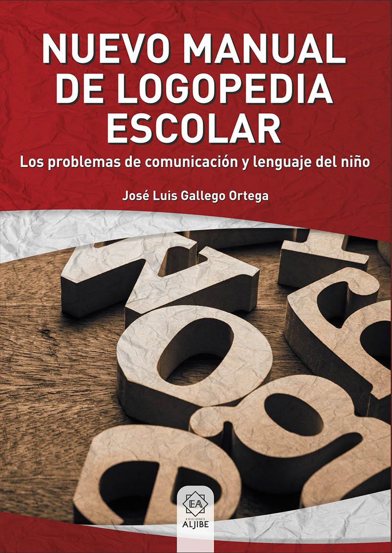 Nuevo Manual de Logopedia Escolar: portada