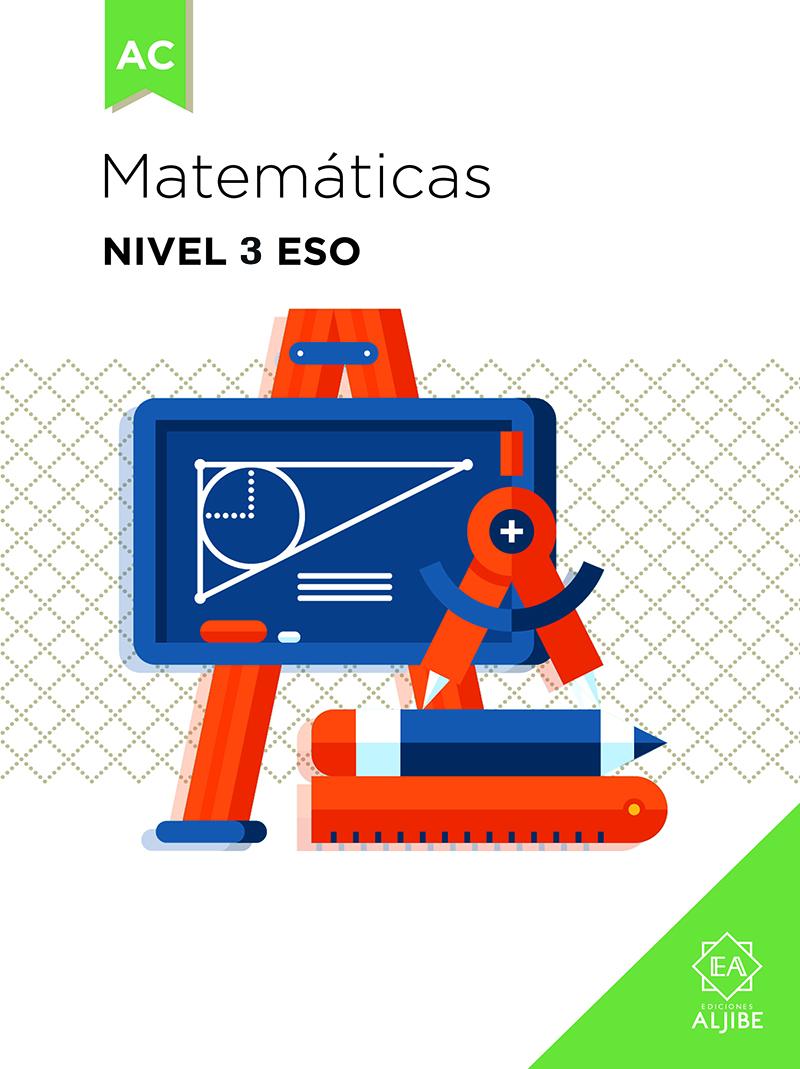 Matemáticas Nivel 3ºESO: portada