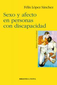 SEXO Y AFECTO EN PERSONAS CON DISCAPACIDAD: portada