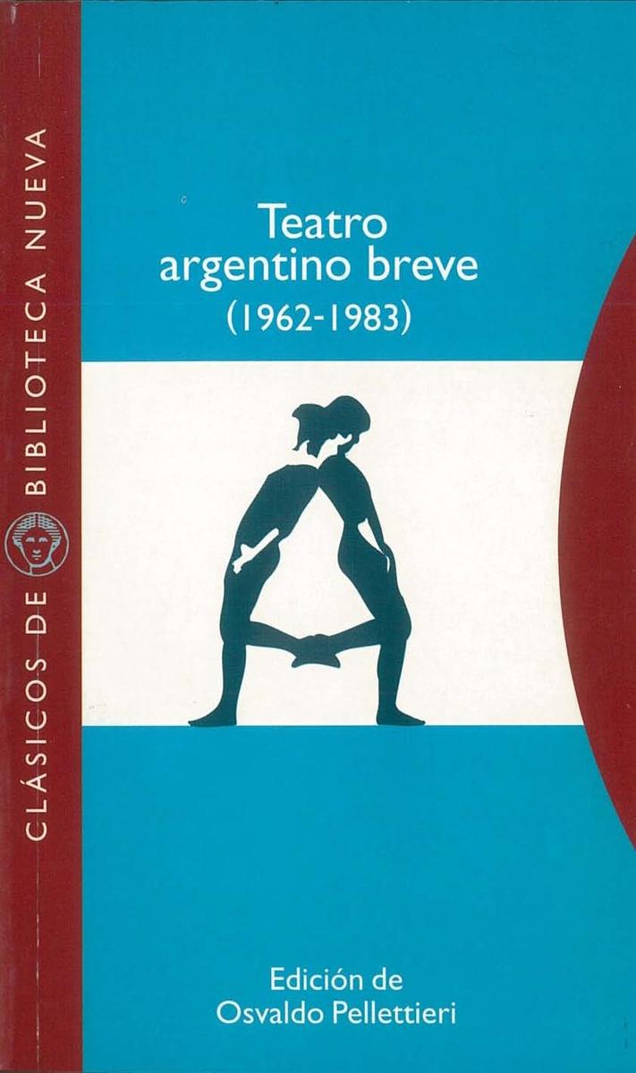 TEATRO ARGENTINO BREVE [1962-1983]: portada