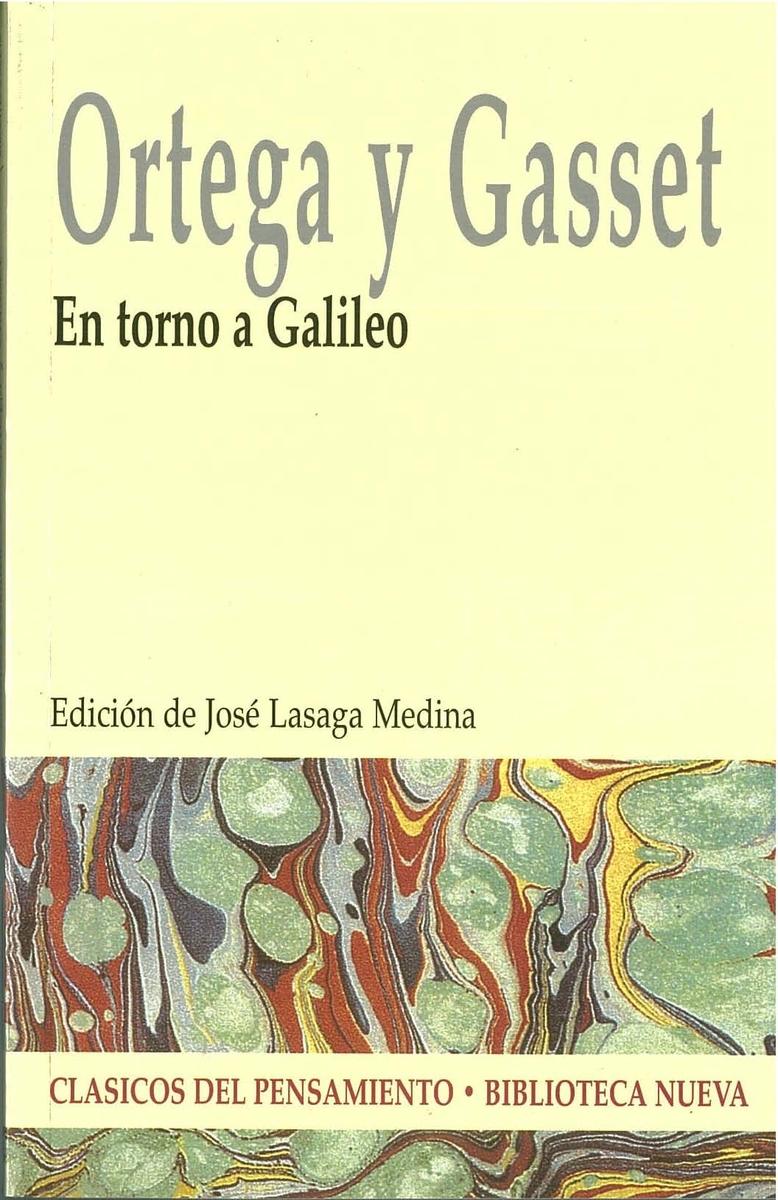 EN TORNO A GALILEO: portada