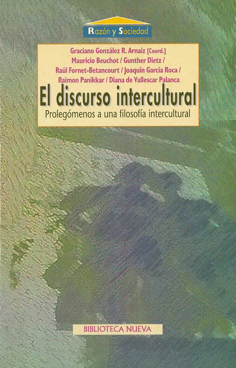 DISCURSO INTERCULTURAL, EL: portada
