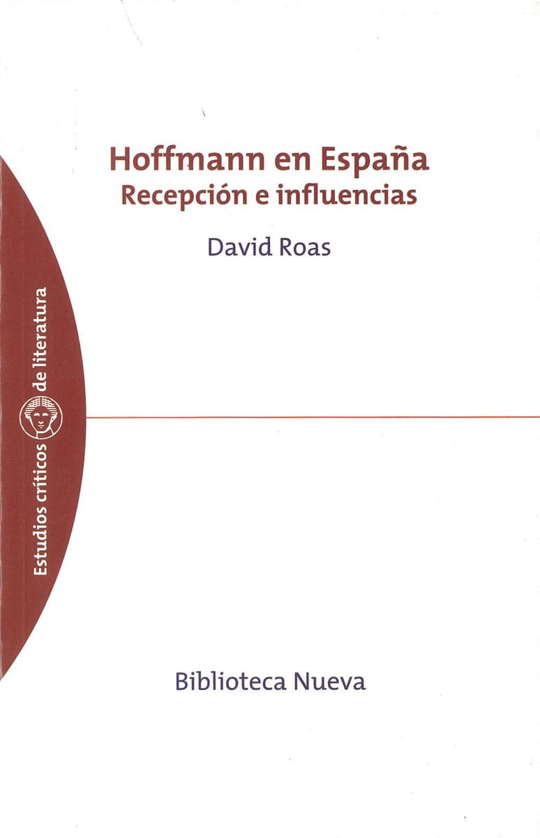 HOFFMANN EN ESPAÑA: portada