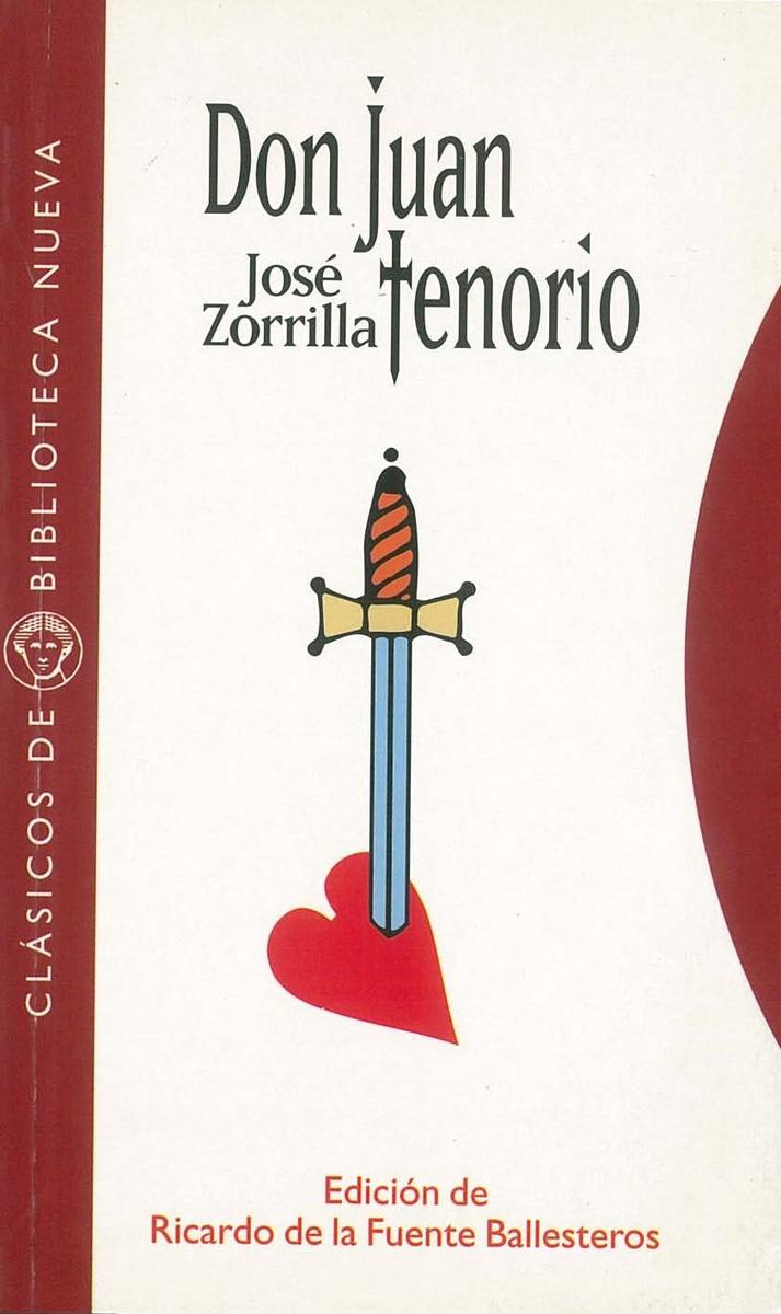 DON JUAN TENORIO: portada