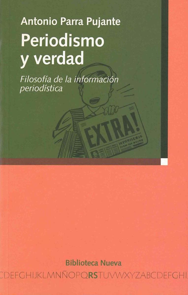 PERIODISMO Y VERDAD: portada