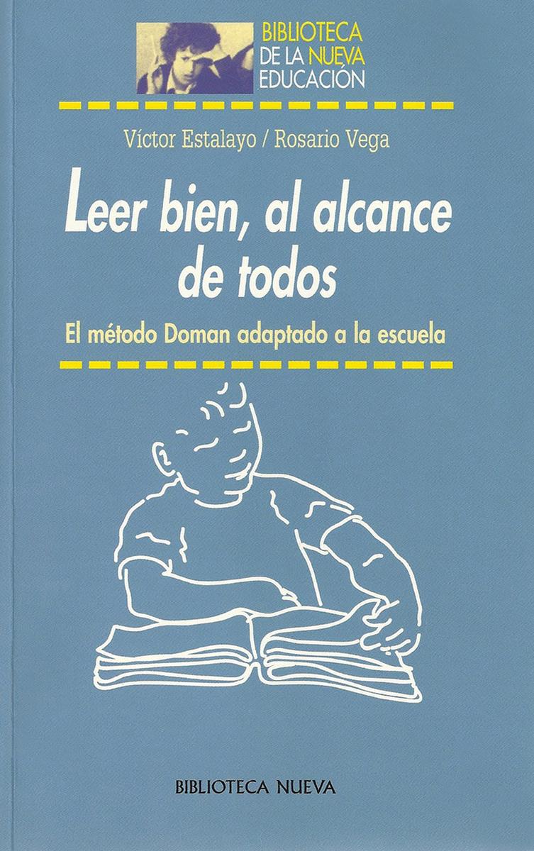 LEER BIEN AL ALCANCE DE TODOS: portada