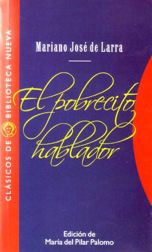 EL POBRECITO HABLADOR: portada
