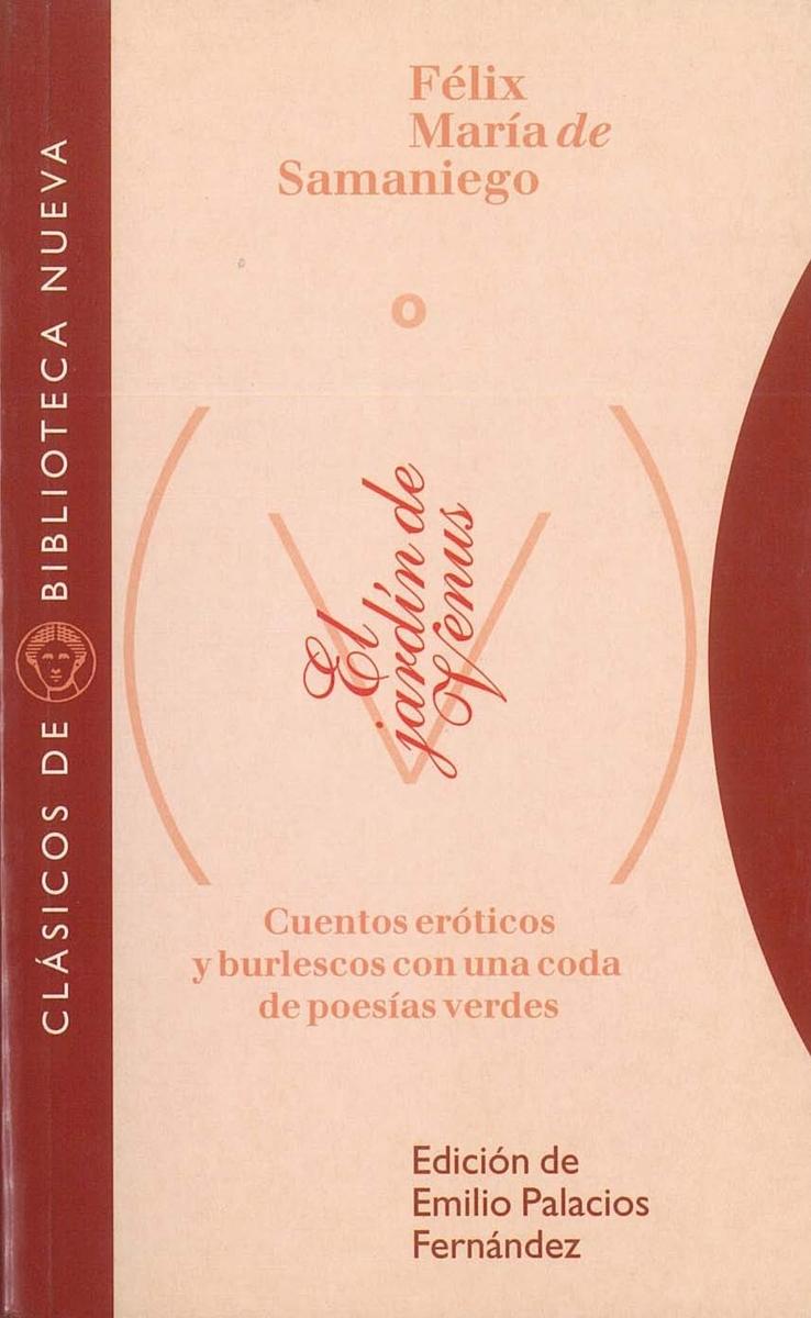 EL JARDíN DE VENUS: portada