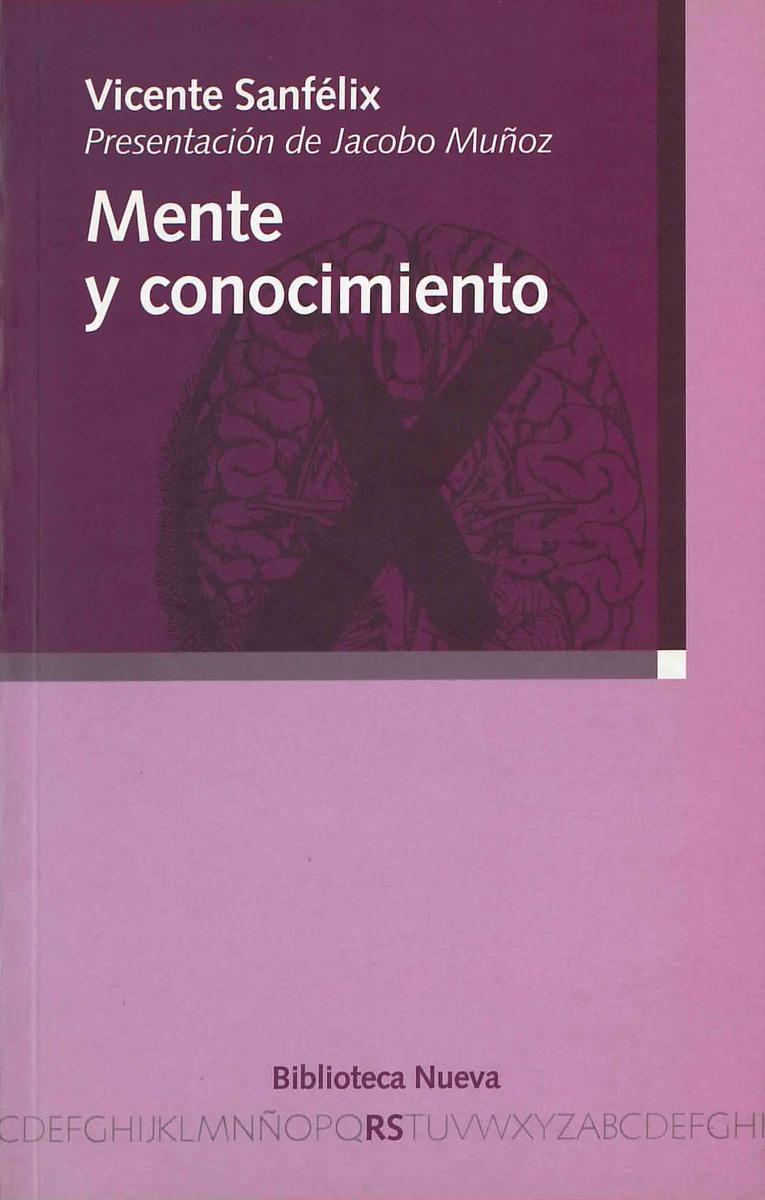 MENTE Y CONOCIMIENTO: portada