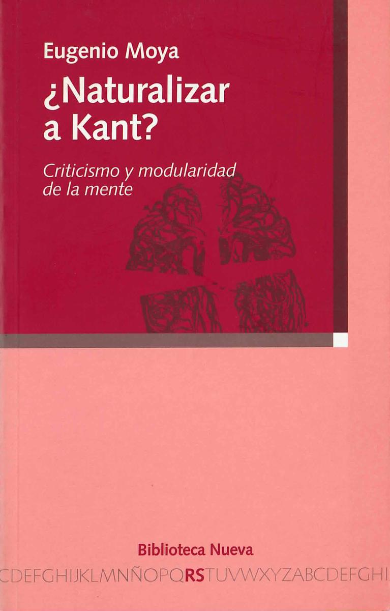 ¿NATURALIZAR A KANT?: portada
