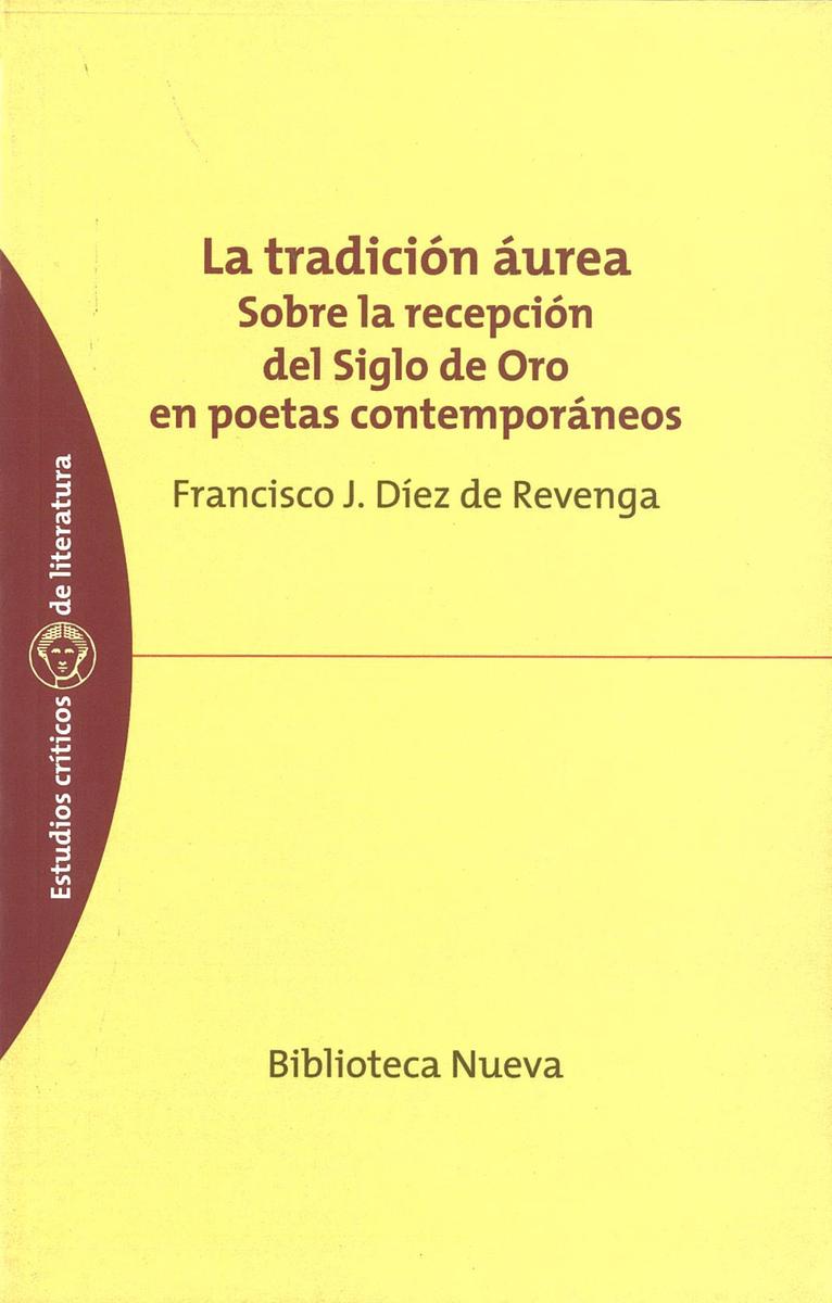 TRADICIÓN ÁUREA, LA: portada