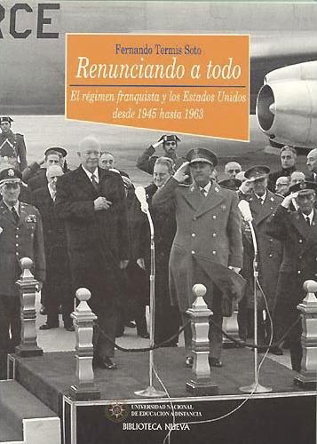 RENUNCIANDO A TODO: portada