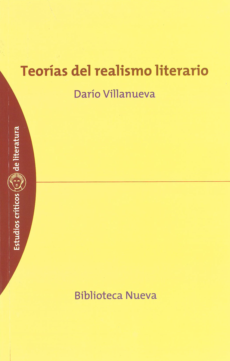 TEORÍAS DEL REALISMO LITERARIO: portada