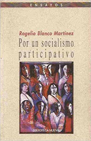 POR UN SOCIALISMO PARTICIPATIVO: portada