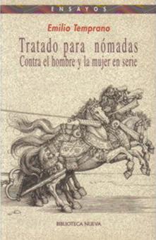 TRATADO PARA NÓMADAS: portada