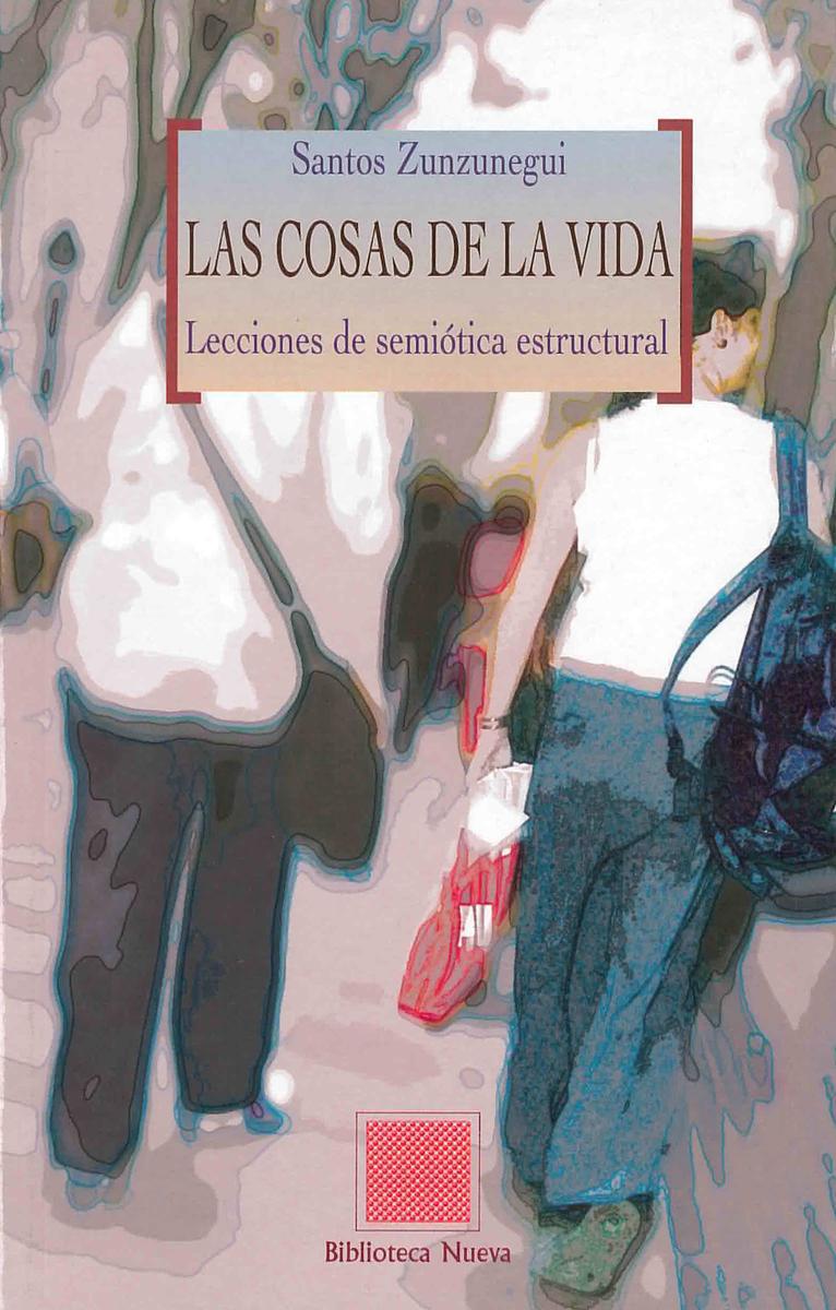 COSAS DE LA VIDA, LAS: portada