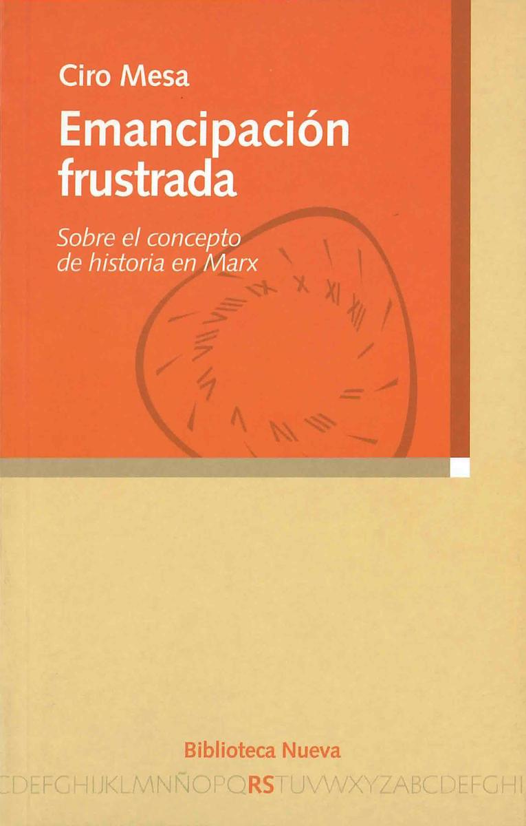 EMANCIPACI�N FRUSTRADA: portada
