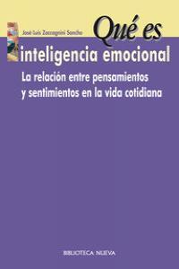 QUE ES INTELIGENCIA EMOCIONAL: portada