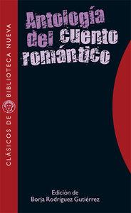 ANTOLOGíA DEL CUENTO ROMÁNTICO: portada