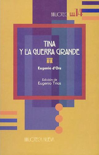 TINA Y LA GUERRA GRANDE: portada