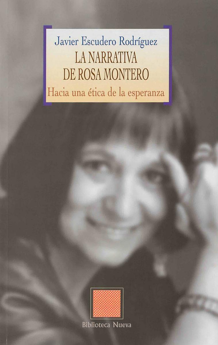 NARRATIVA DE ROSA MONTERO, LA: portada