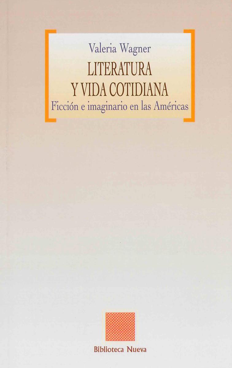 LITERATURA Y VIDA COTIDIANA: portada