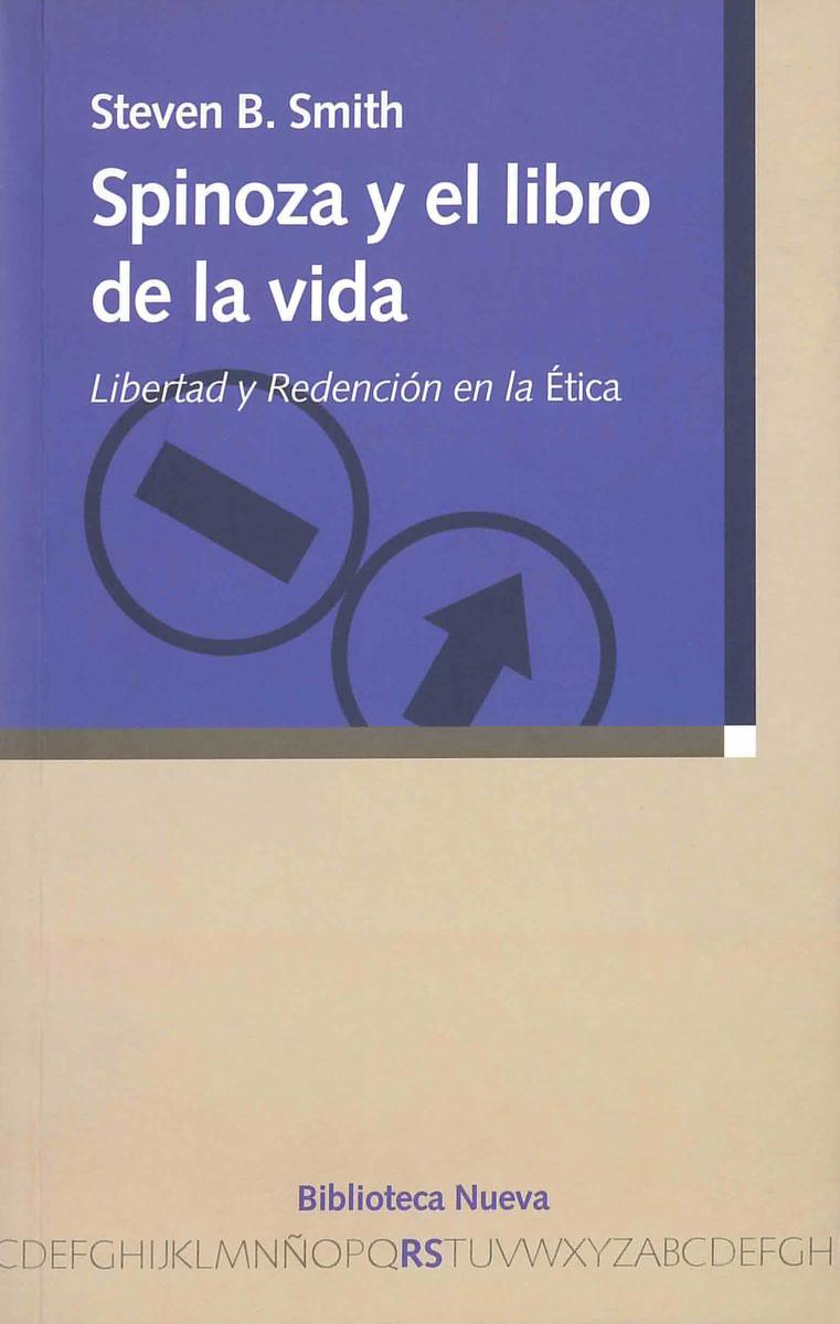 SPINOZA Y EL LIBRO DE LA VIDA: portada