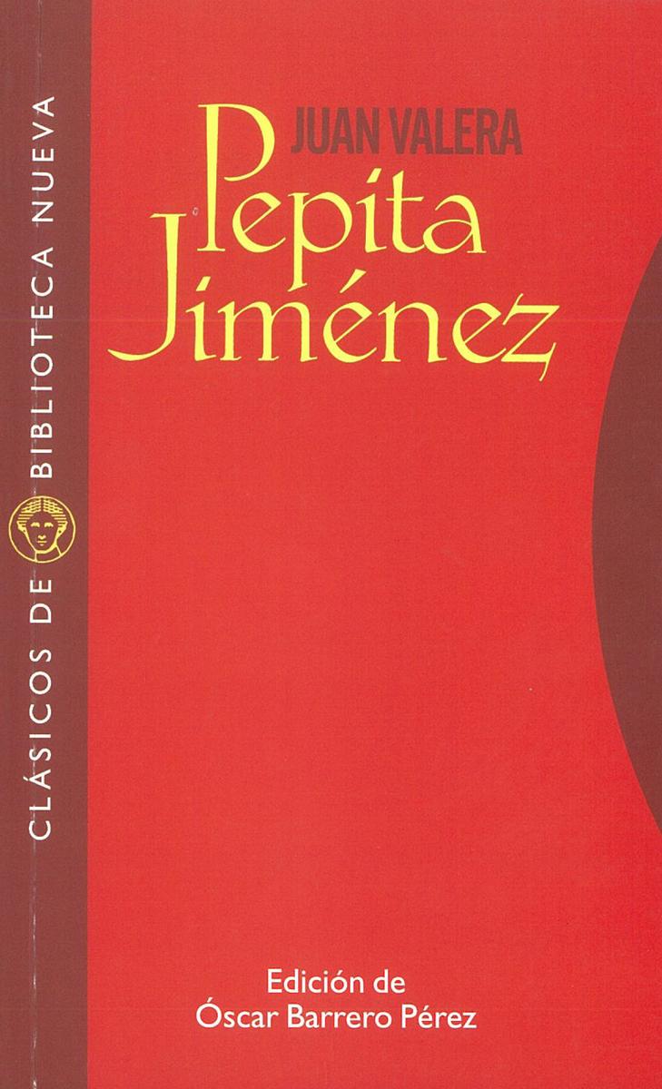 PEPITA JIMÉNEZ: portada