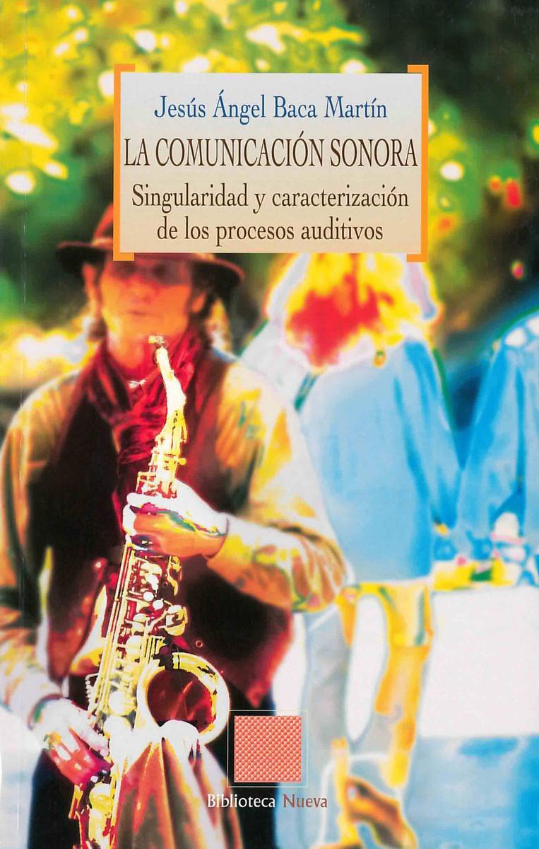 COMUNICACI�N SONORA, LA: portada