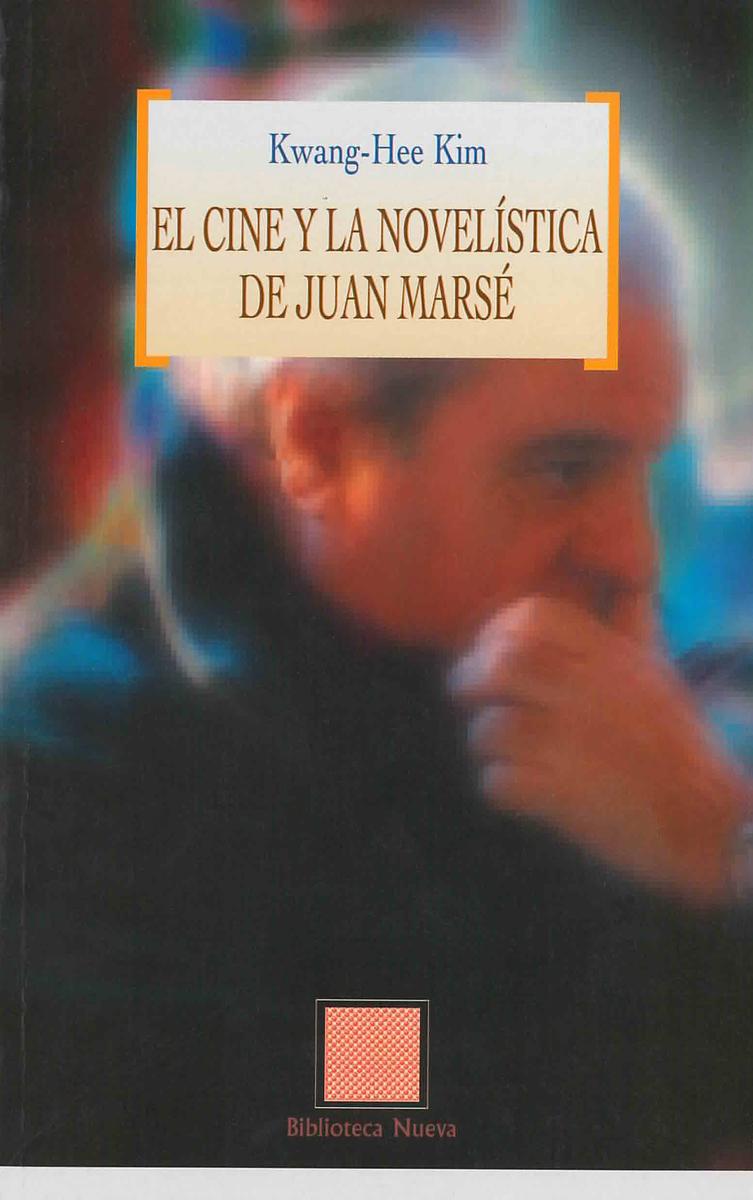 CINE Y LA NOVEL�STICA DE JUAN MARS�, EL: portada