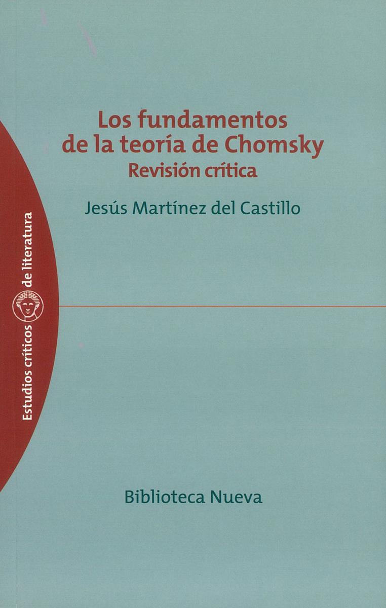 FUNDAMENTOS DE LA TEORÍA DE CHOMSKY, LOS: portada
