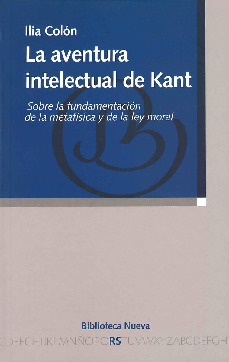 AVENTURA INTELECTUAL DE KANT, LA: portada