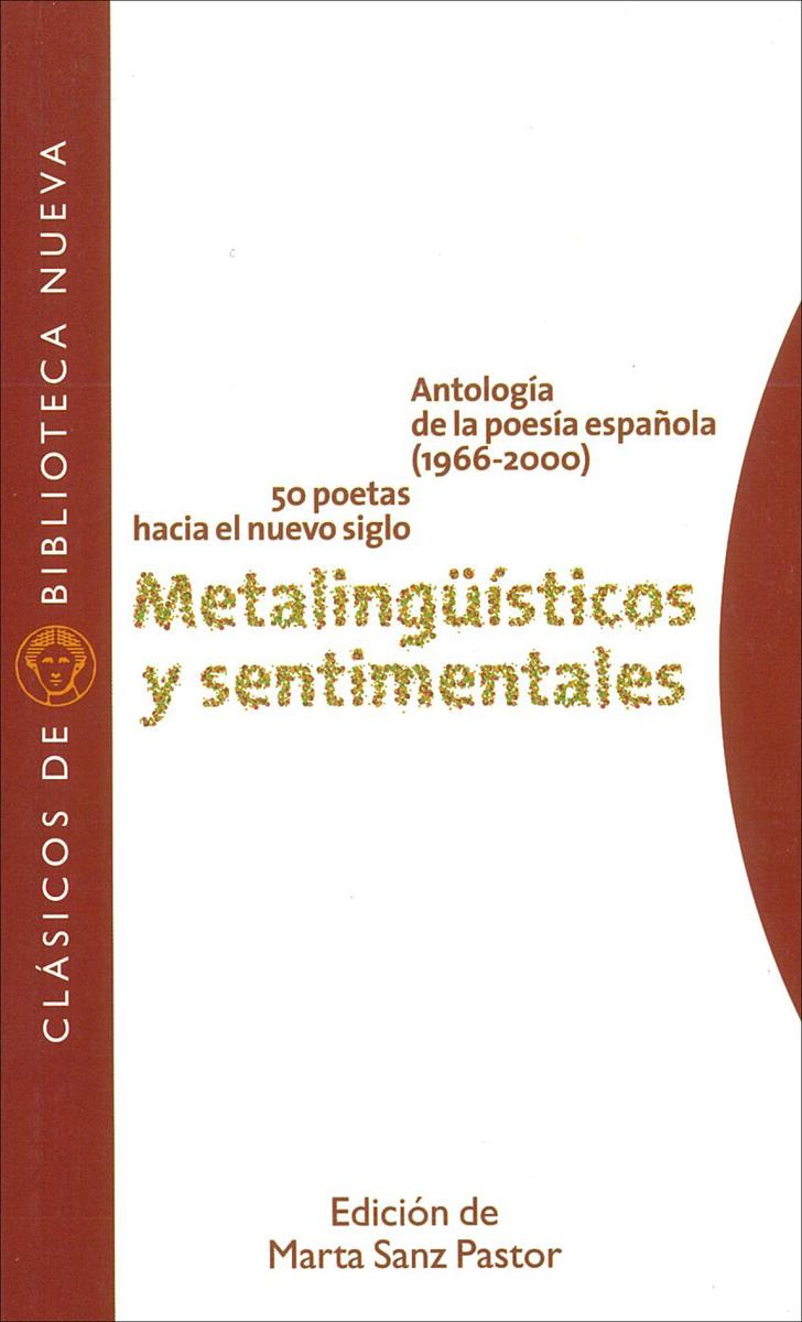 METALINGÜÍSTICOS Y SENTIMENTALES.: portada