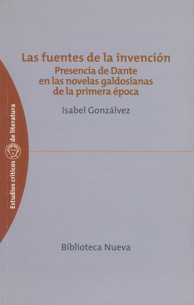 FUENTES DE LA INVENCIÓN, LA: portada