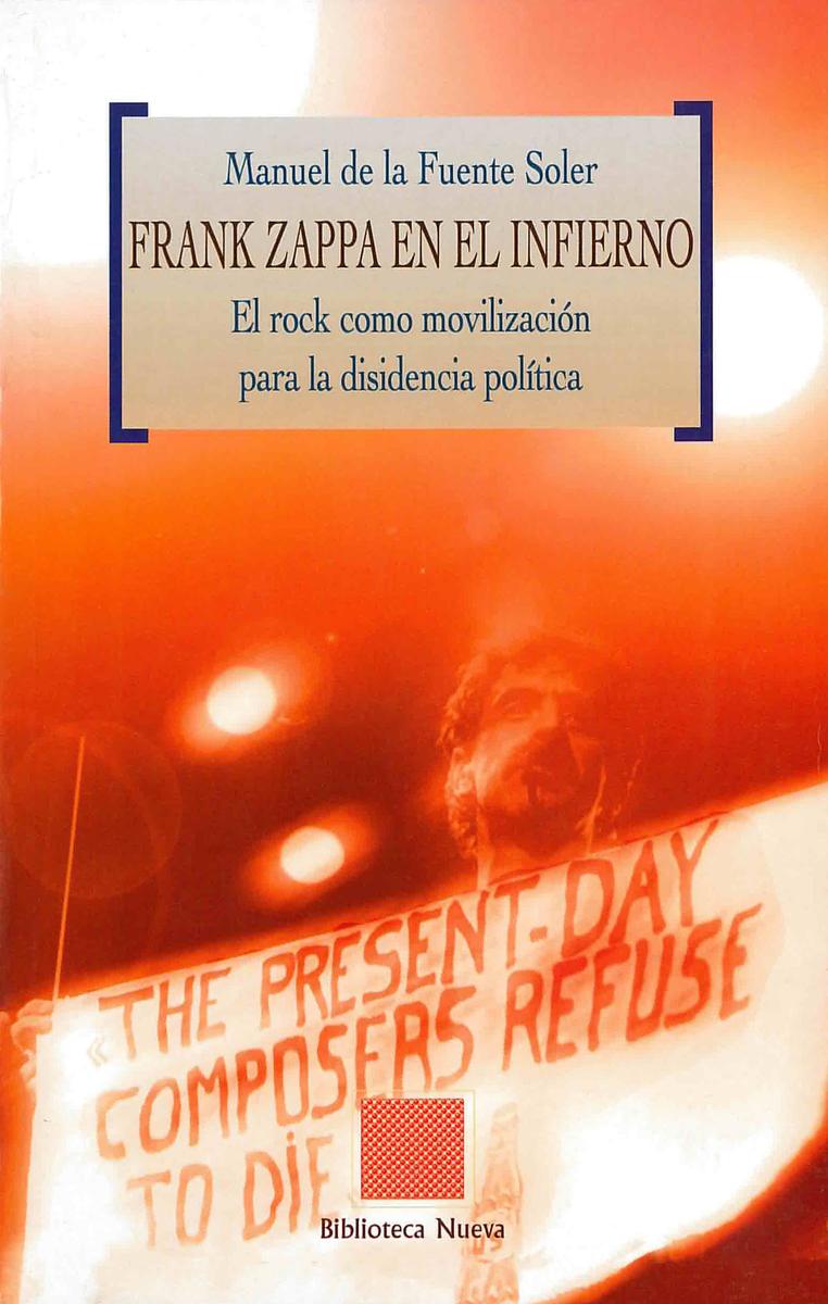 FRANK ZAPPA EN EL INFIERNO: portada