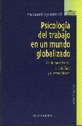 PSICOLOGÍA DEL TRABAJO EN UN MUNDO GLOBALIZADO: portada