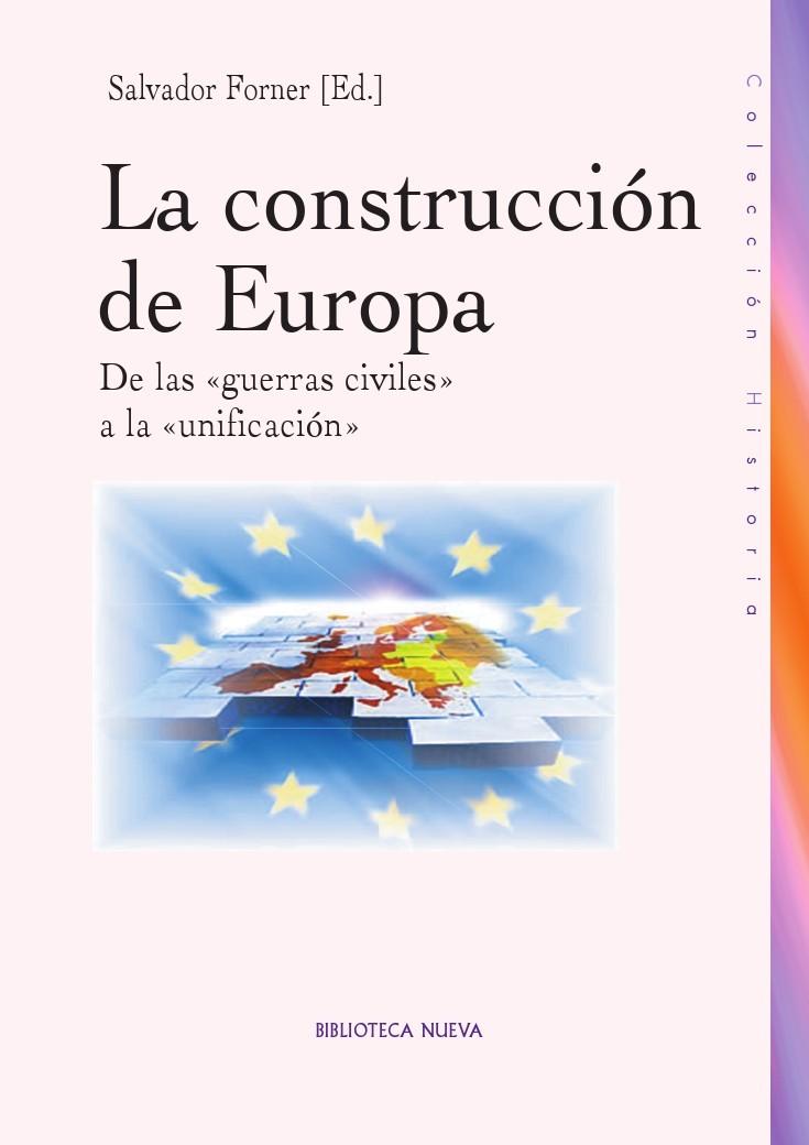 LA CONSTRUCCIÓN DE EUROPA: portada