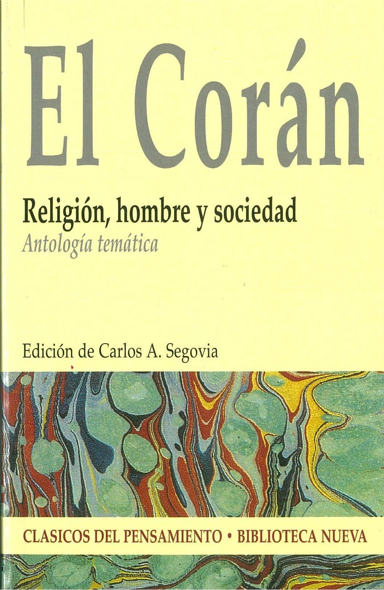 EL CORÁN: portada