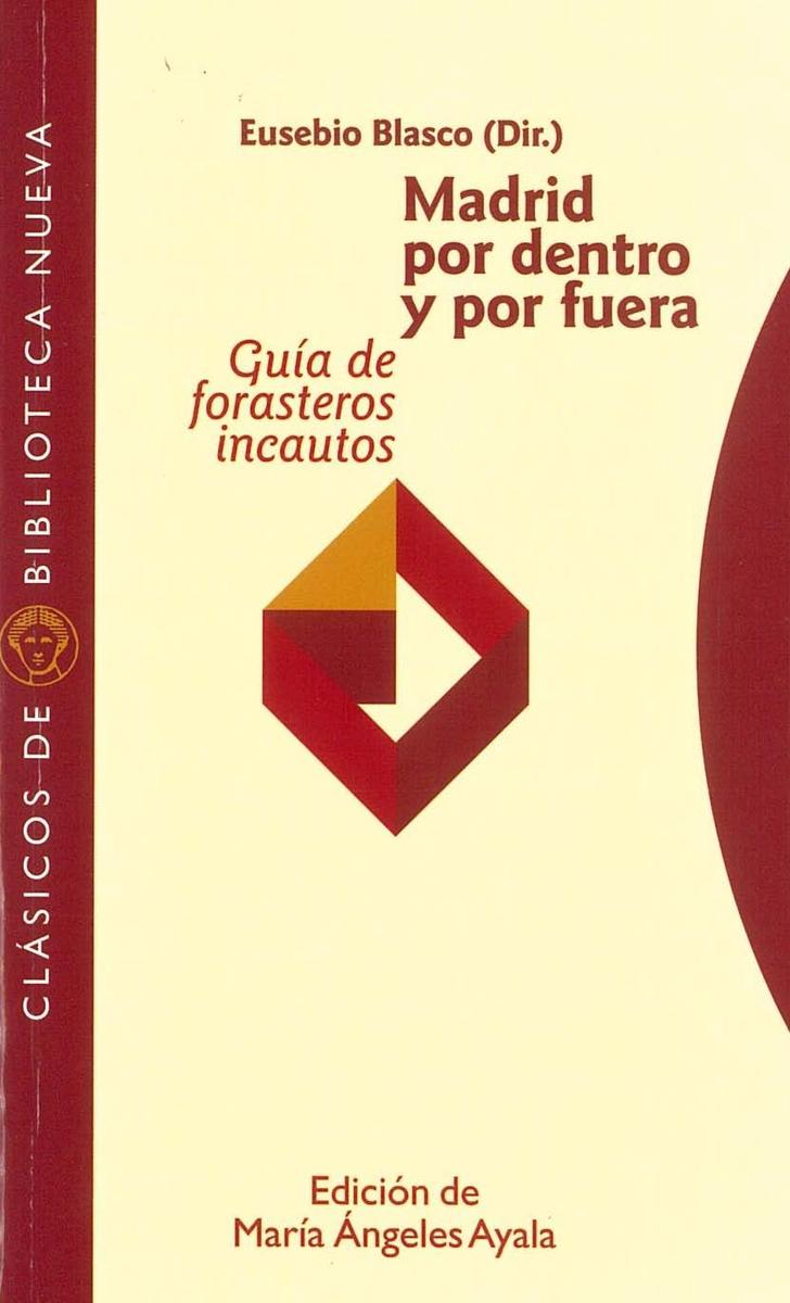 MADRID POR DENTRO Y POR FUERA: portada