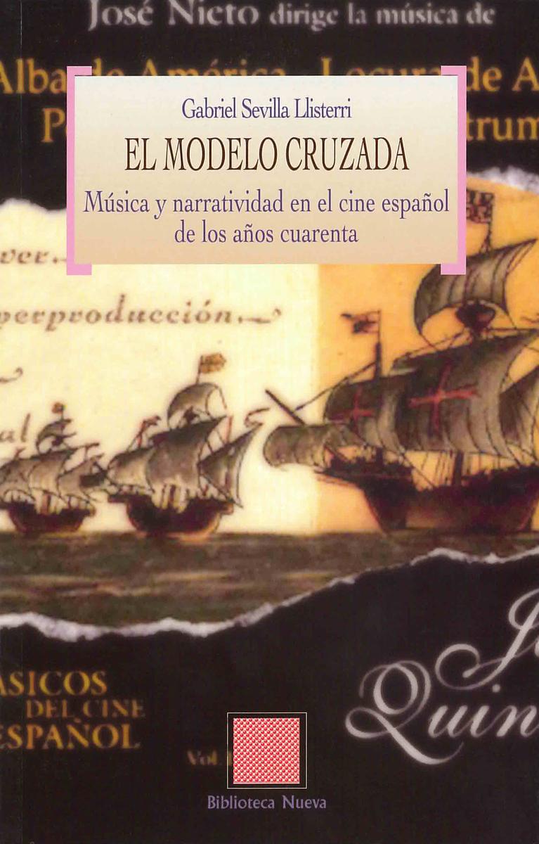MODELO CRUZADA, LA: portada