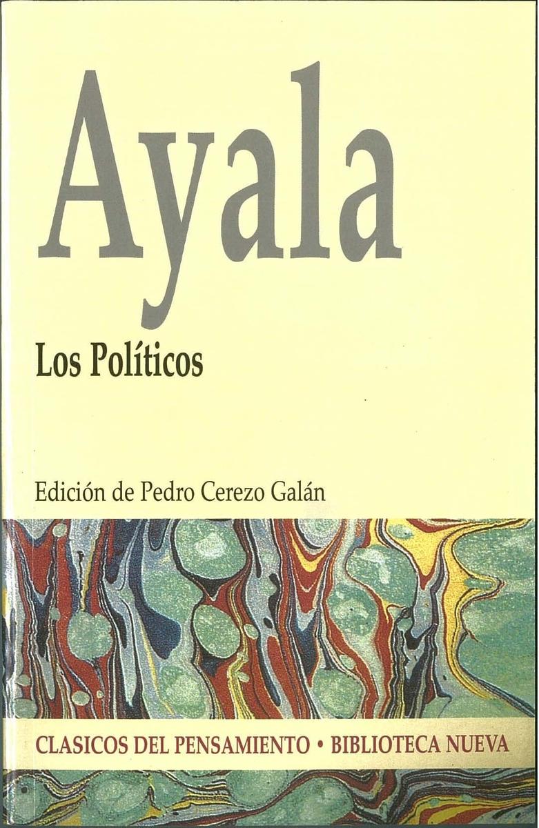 LOS POLíTICOS: portada