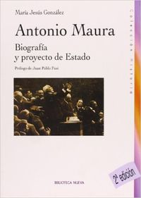 ANTONIO MAURA: portada