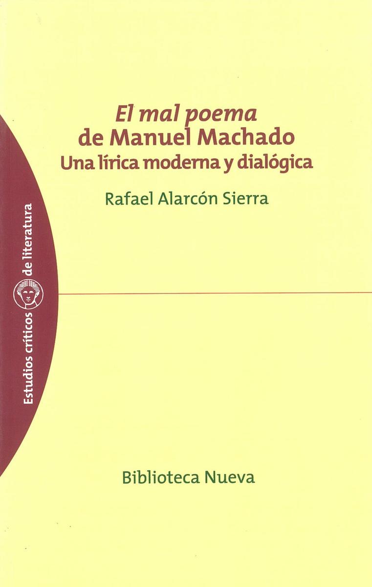MAL POEMA DE MANUEL MACHADO, EL: portada