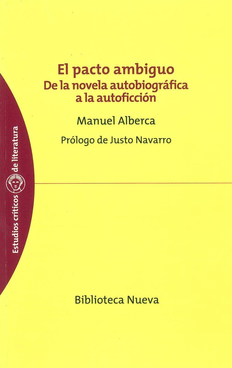 PACTO AMBIGUO, EL (2ªED): portada