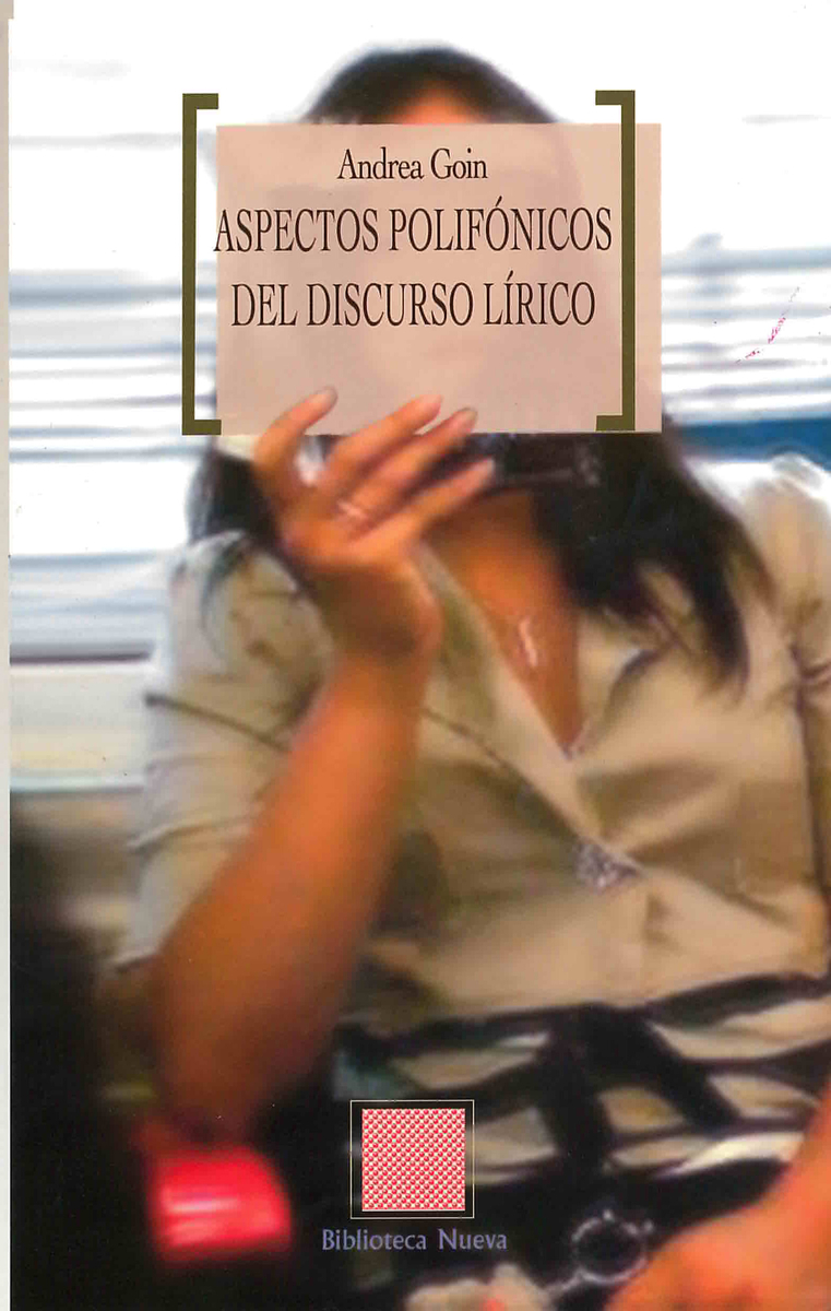 ASPECTOS POLIFÓNICOS DEL DISCURSO LÍRICO: portada