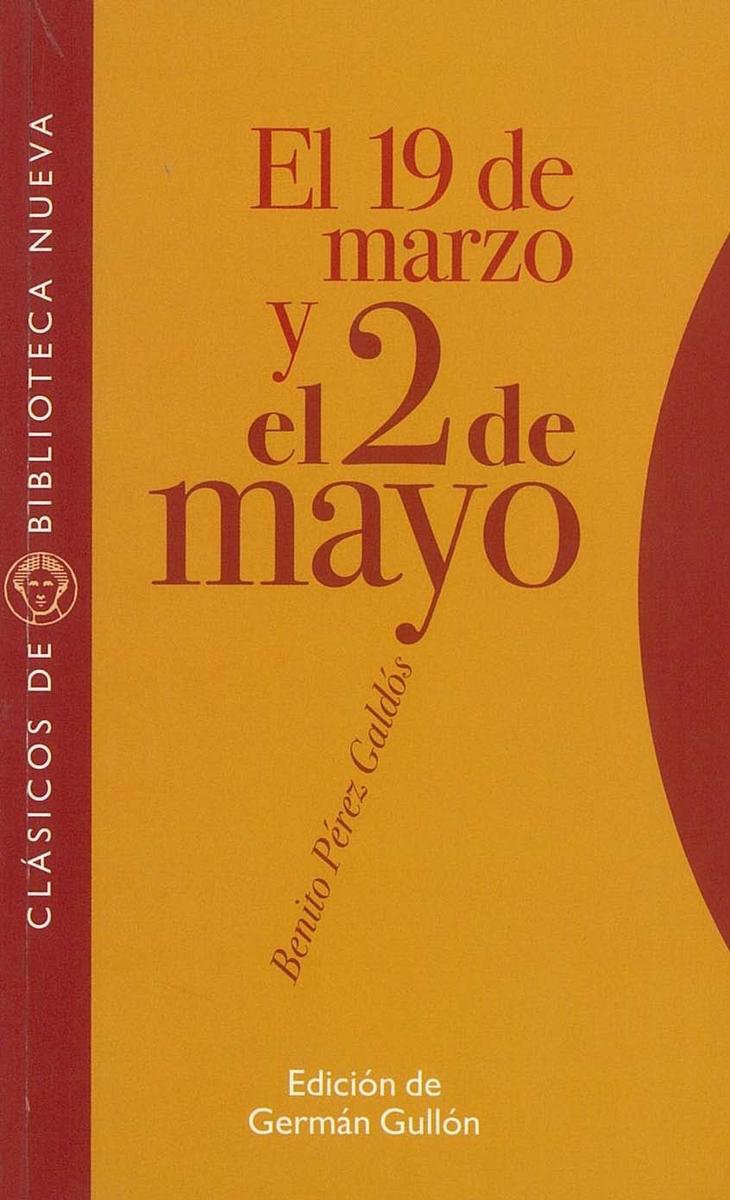 19 DE MARZO Y EL 2 DE MAYO, EL: portada